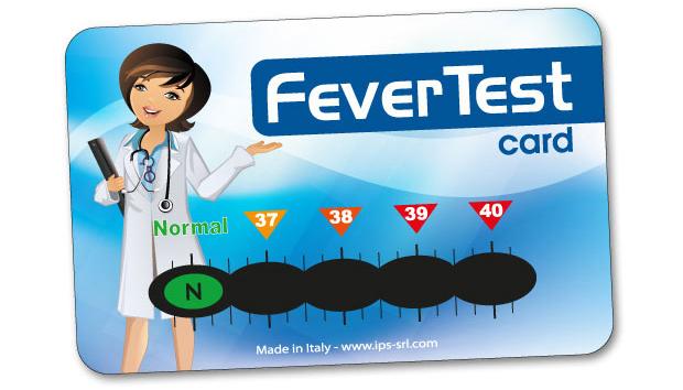 fever test